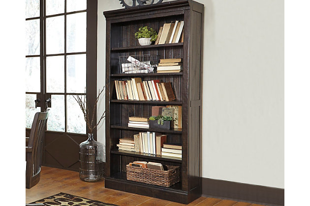 Townser 75 Bookcase Ashley Furniture Homestore