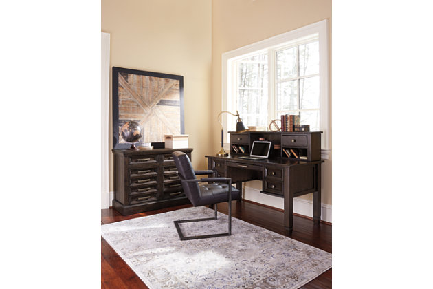 townser 60 home office desk ashley furniture homestore