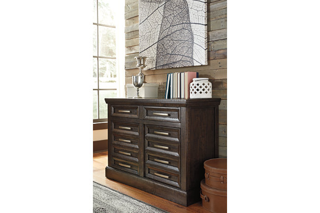 """Townser 44"""" Credenza, , large"""