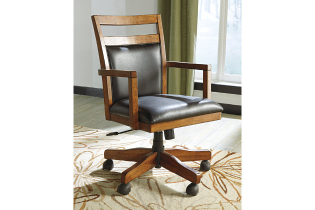 lobink home office desk chair | ashley furniture homestore
