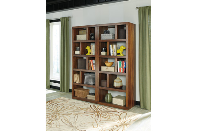 "Lobink 72"" Bookcase, , large"