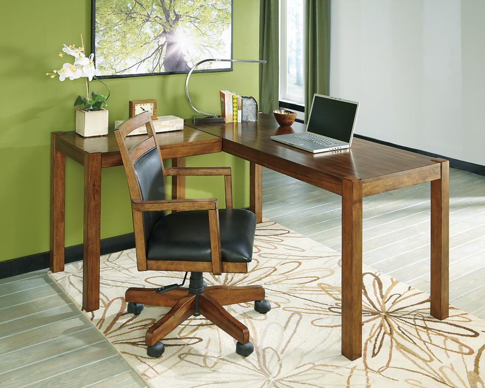 devrik home office desk chair 1. ashleyfurnitureh6412401a devrik home office desk chair 1 e