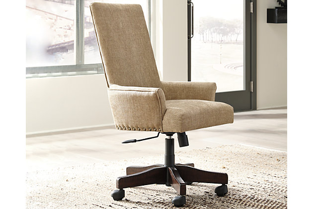 baldridge home office desk chair | ashley furniture homestore