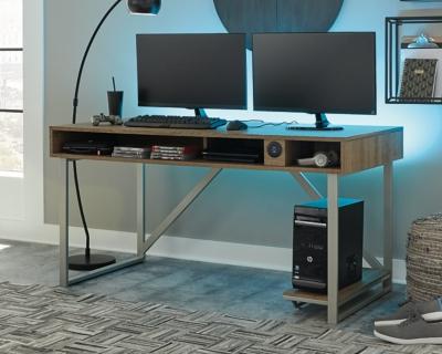 Barolli Gaming Desk, , large