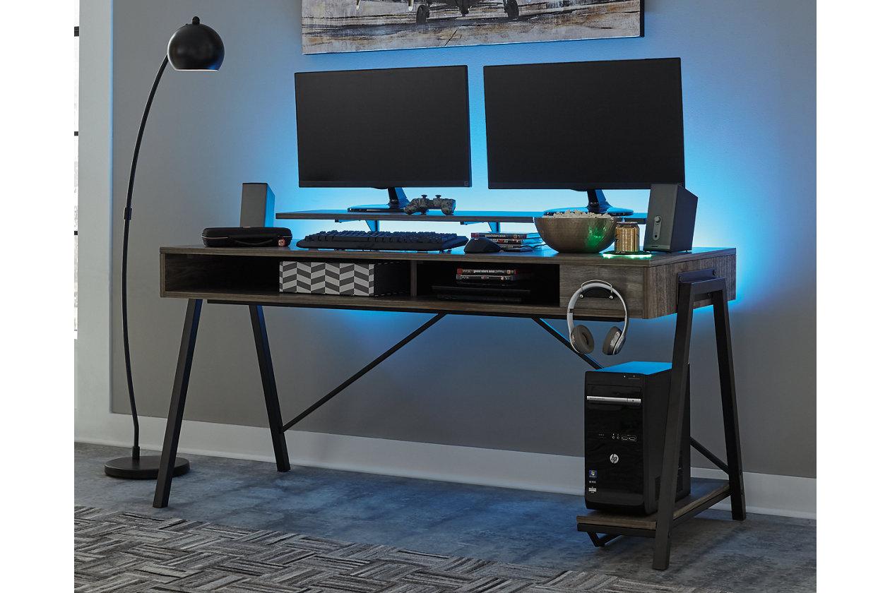 Barolli Gaming Desk | Ashley Furniture