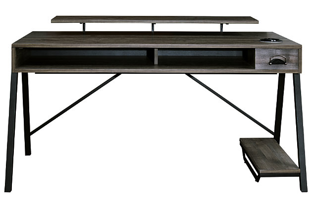 Barolli Gaming Desk, , large