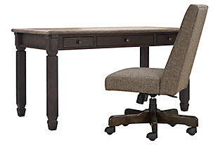 Tyler Creek Home Office Desk with Chair, , large