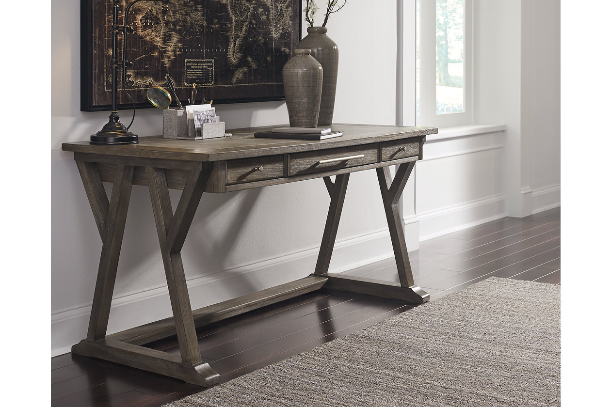 Fabulous Luxenford 60 Home Office Desk Ashley Furniture Homestore Download Free Architecture Designs Pushbritishbridgeorg