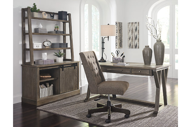 Luxenford 60 Quot Home Office Desk Ashley Furniture Homestore