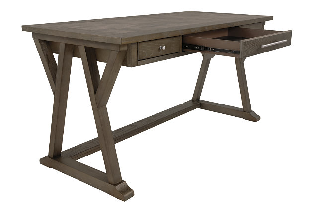 "Luxenford 60"" Home Office Desk, , large"