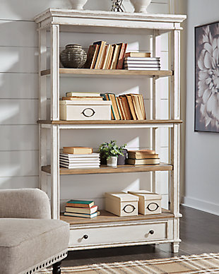 "Realyn 75"" Bookcase, , rollover"