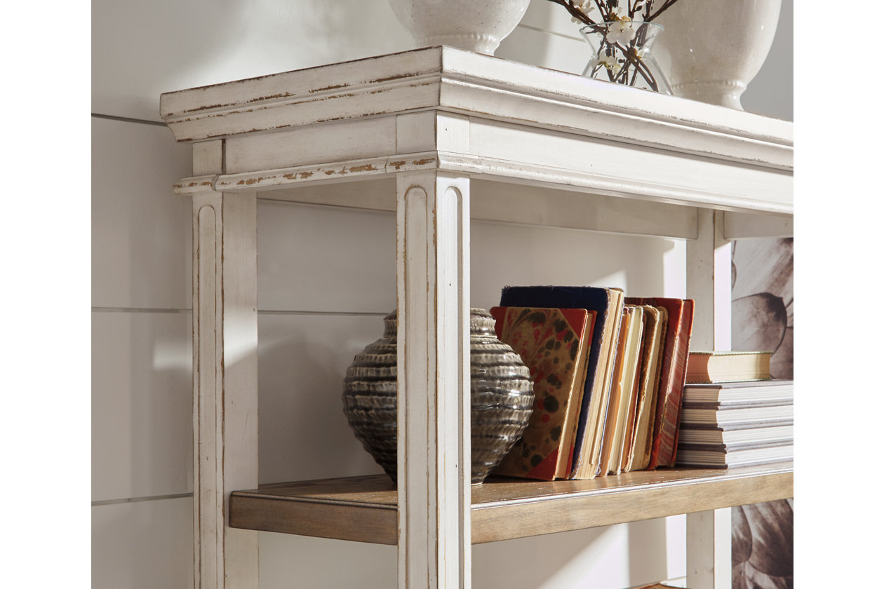 Realyn 75 Bookcase Ashley Furniture Homestore