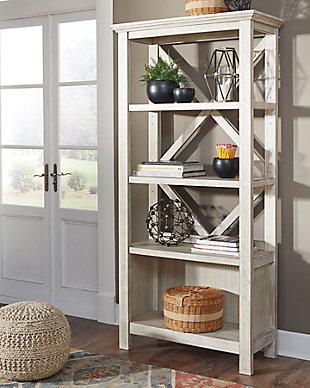 "Carynhurst 75"" Bookcase, , rollover"