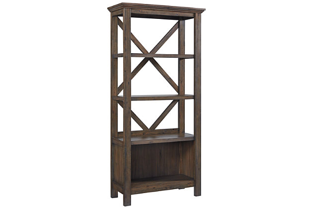 "Johurst 75"" Bookcase, , large"