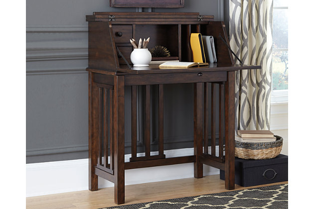 Harpan Home Office Desk. Desks   Ashley Furniture HomeStore