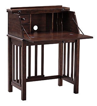 Harpan Home Office Desk, , large