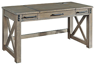 Aldwin Home Office Lift Top Desk, , large