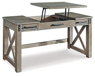 Aldwin Home Office Desk, , large