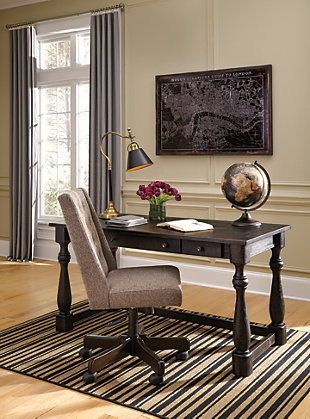 Mallacar Home Office Desk, , large