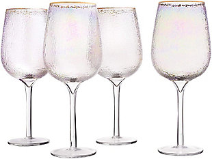 Elle Décor Celine Set of 4 Goblets, , large