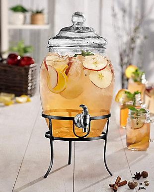 Elle Décor Style Setter fortuna Beverage Dispenser, , rollover