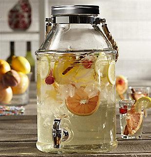 Elle Décor Style Setter Maxwell Beverage Dispenser, , rollover