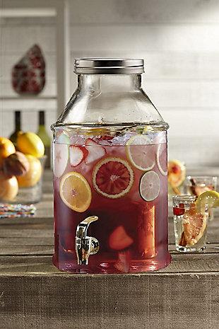 Elle Décor Style Settermaxwell Beverage Dispenser, , rollover