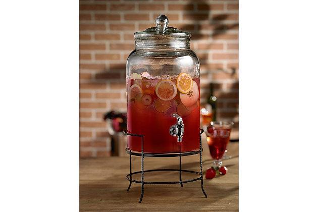 Elle Décor Style Settermontgomery Beverage Dispenser, , large