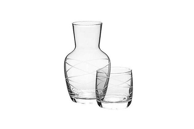 Elle Décor Style Setter 2-Piece Water Set, , large