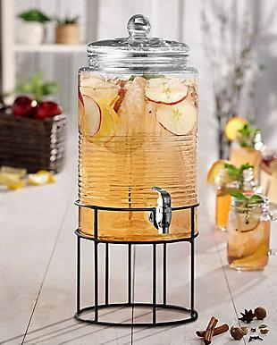 Elle Décor Style Setter Covina Beverage Dispenser, , rollover