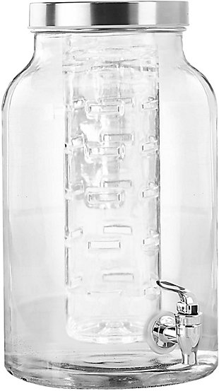 Elle Décor Stylesetter Lexington Beverage Dispenser with Infuser, , large