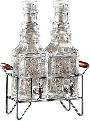 Elle Décor Style Setter Andrews Double Dispenser Set, , large