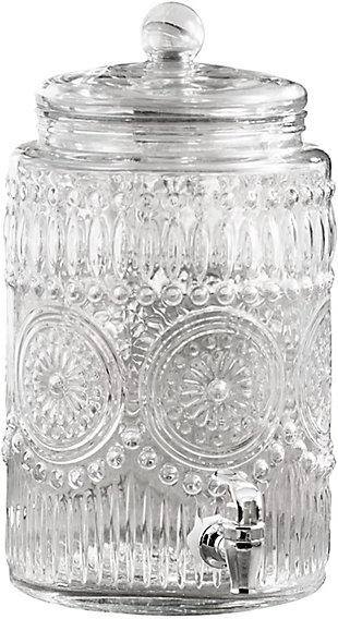 Elle Décor Style Setter Bradford Beverage Dispenser, , large