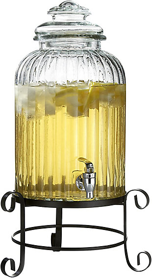 Elle Décor Style Setter Springfield Beverage Dispenser, , large