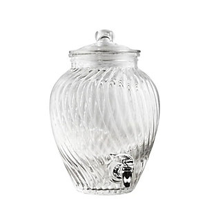 Elle Décor Style Setter Kelsey Beverage Dispenser 1.5 Gal, , large
