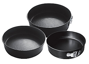 Home Accents 3 Piece Spring Form Pans, , large