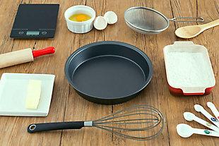Home Accents Non-Stick Cake Pan, , rollover