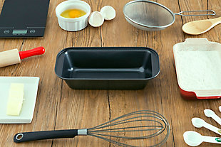 Home Accents Non-Stick Loaf Pan, , rollover
