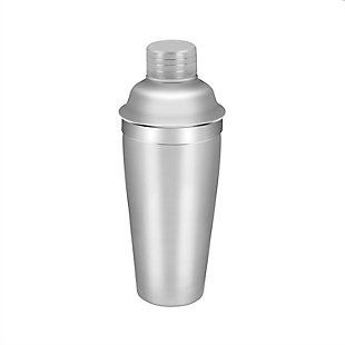 Home Accents Stainless Steel Cocktail Shaker, , large