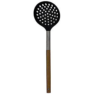 Home Accents Winchester Collection Scratch-Resistant Rubber Skimmer, Natural, , large