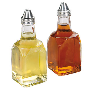 Home Accents Oil and Vinegar Bottle, , large
