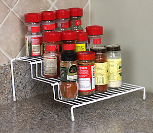 Home Basics Seasoning Rack, , large