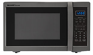 Sharp 1.4 Cu. Ft. 1100W Countertop Microwave Oven, , large