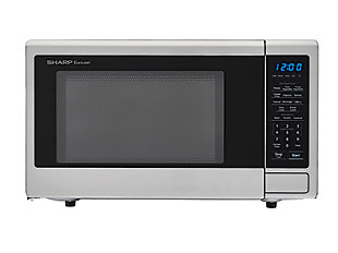 Sharp 1.1-Cu. Ft. 1000W Countertop Microwave Oven, , rollover