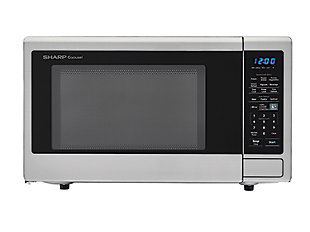 Sharp Carousel 1.4-Cu. Ft. 1000W Countertop Microwave Oven, , large