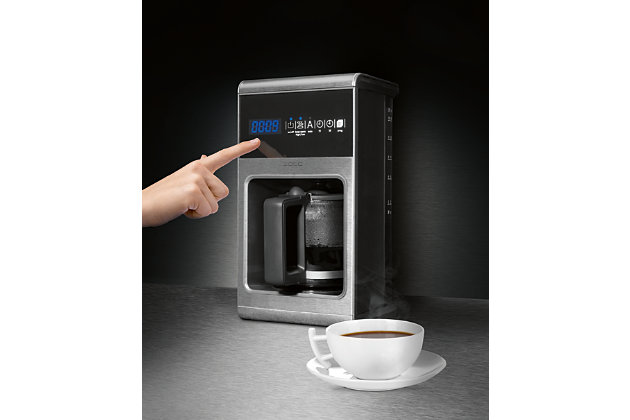 Caso Design Coffee One 10-Cup Coffee Maker, , large