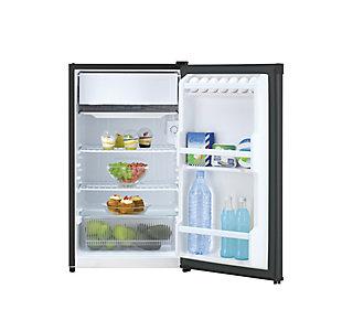 Kenmore 4.4-Cu. Ft. 1-Door Compact Refrigerator, Black, rollover