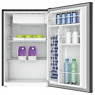 Kenmore 4.5-Cu. Ft. 1-Door Compact Refrigerator, Black, , rollover