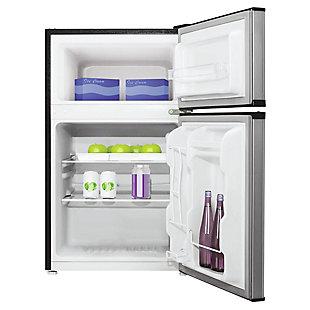 Kenmore 3.2-Cu. Ft. 2-Door Compact Refrigerator, , rollover