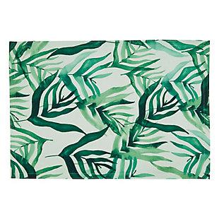 Saro Lifestyle Rainforest Design Placemat (Set of 4), , large